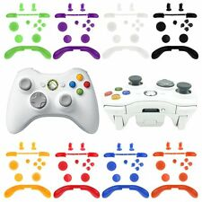 New Set LB RB LT RT ABXY Triggers Bullet Buttons Mod Kit for XBOX 360 Controller