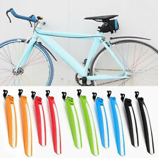 Cycling Bicycle Mountain Bike Front Rear Fender Mudguard Mud Guards Set