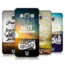 HEAD CASE DESIGNS CHRISTIAN SNAPSHOT HARD BACK CASE FOR SAMSUNG GALAXY A3