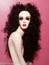 BIG 80s CHER WIG! Lace Front Costume Drag Queen Blonde Black Brown Auburn White
