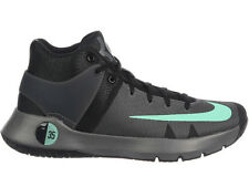 NEW MENS NIKE KD TREY 5  BASKETBALL SHOES TRAINERS BLACK / GREEN GLOW / DARK GRE
