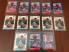 RON GANT Card lot of 24