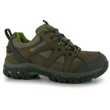 Karrimor Mendoza Low Womens Ladies Walking Shoes Brown Hiking Boots UK 5, 6