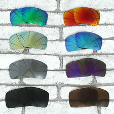 POLARIZED Replacement Lenses for-OAKLEY Oil Drum Sunglasses-Multiple Options