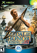 Medal of Honor: Rising Sun (Microsoft Xbox, 2003) COMPLETE