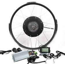 LCD+8 or 9 gear+1200W Cassette Electric Bicycle E Bike Hub Motor Conversion Kit