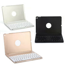 F8S+ Silm Wireless Bluetooth ABS Keyboard Folios Case Shell for Ipad Air 2 9.7""