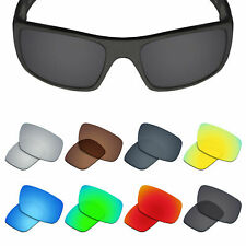 POLARIZED Replacement Lenses for-OAKLEY Crankshaft Sunglasses - Multiple Colors
