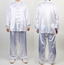 KungFu Snow White Wushu TaiChi Uniform Chinese Kung Fu China Tai chi Chuan
