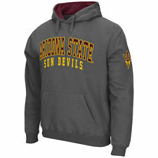 Stadium Athletic Arizona State Sun Devils Charcoal Double Arches Pullover Hoodie