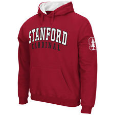 Stadium Athletic Stanford Cardinal Cardinal Double Arches Pullover Hoodie