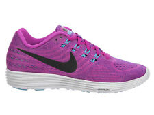 NEW WOMENS NIKE LUNAR TEMPO 2 RUNNING SHOES TRAINERS HYPER VIOLET / CONCORD / GA