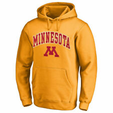 Fanatics Branded Minnesota Golden Gophers Gold Campus Pullover Hoodie - College