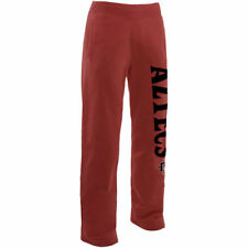 Fanatics Branded San Diego State Aztecs Cardinal Sideblocker Fleece Pants