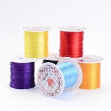 10 metre spool of Elastic Fibre Wire - 0.8mm thick