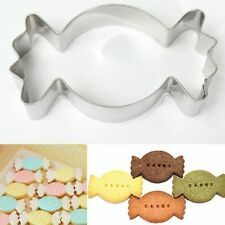 Bread Fondant Cookie Cutter Stainless Steel Tool Biscuit Baking Mold