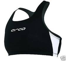 ORCA RACE Womens Tri-Top Black
