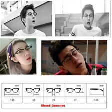 Women Men Hot Clear Lens Frame Glasses Eyewear Eyeglass