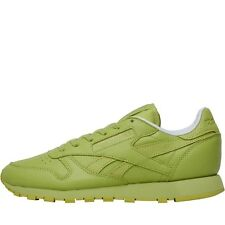 Reebok Womens CL Classic Leather Spirit Trainers