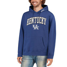 Stadium Athletic Kentucky Wildcats Royal Arch & Logo Pullover Hoodie