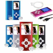 "2GB-128GB MP3 MP4 Player Portable 1.8"" LCD Screen FM Radio Video Games Movie Lot"