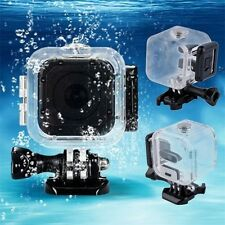 For GoPro Hero4 Session Camera 45M Waterproof  Underwater Protective Shell DX