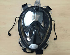 2017 Swimming Goggles Snorkeling Full Face Diving Mask for GoPro With Earplug
