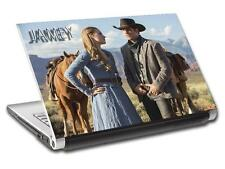 Westworld Personalized LAPTOP Skin Vinyl Decal Sticker ANY NAME L346