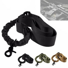 Release Military Rifle Single Point Adjustable Tactical Sling Strap