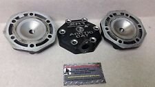 01 Arctic Cat ZRT Triple 600 Cylinder Head Heads with Bolts