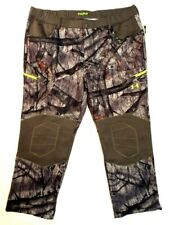 Under Armour Coldgear Infrared Scent Control Mossy Oak Camo Hunting Pants Mens