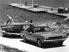 Dodge Challenger 1970 – debut & introduction new Dodge Challenger 1970 – photo 3