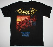 GORGUTS THE EROSION OF SANITY DEATH DEICIDE MONSTROSITY NEW BLACK T-SHIRT