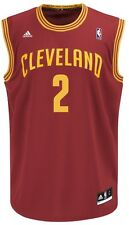 Kyrie Irving Cleveland Cavaliers Adidas NBA Replica Jersey - Red