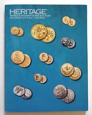 Heritage World & Ancient Coins Auction Catalog September 2016 Long Beach # 3049