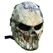 Ghost Tactical Military Balaclava Outdoor Protection Full Face Mask Skeleton New