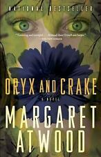 The MaddAddam Trilogy: Oryx and Crake Bk. 1 by Margaret Atwood (2004, Paperback)