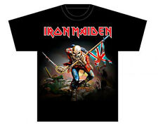 Iron Maiden: The Trooper T-Shirt  Free Shipping  New  Official
