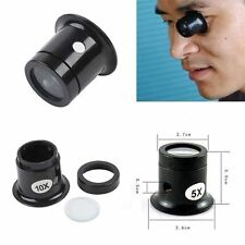 Jewellery Magnifier Kits Loupe Eye Repair Eyepiece Jewellery Magnifier Tool