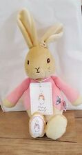 BRAND NEW** BEATRIX POTTER**PETER RABBIT OR FLOPSY BUNNY PLUSH