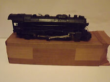 LIONEL #736 LOCOMOTIVE & #2046 W TENDER (BOXED)