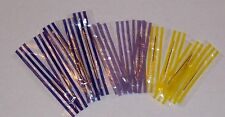 Gold Plated Needles-Blunt ended, Individually Wrapped Size 22 ,24 ,26, 28