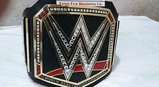 Replica Adult WWE Championship Belt/ Replica WWE Universal Championship Belt