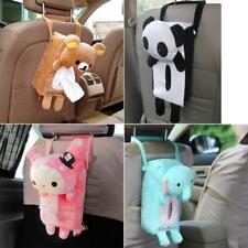 Cute Animal San-X Bear Tissue Paper Box Cover Napkin Holder Cover Car Home Decor