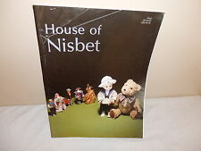 1986 House of Nisbet Catalogue Doll and Bear 48 pages