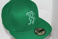 Boston Red Sox New Era MLB St Patty's Day Diamond Era 59fifty,Cap,Hat    $ 37.99