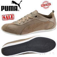new 2016/17 Puma CARO LOW MENS RETRO SUEDE CASUAL LACE UP TRAINERS RRP £75
