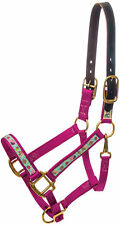Ribbon Overlay Breakaway Halter - 4 Colors  2 Sizes Available NEW