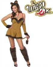 Adult Sexy Wizard of Oz Cowardly Lioness Adult Costume