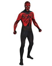 Adult Mens Star Wars Episode 1 Darth Maul 2nd Skin Suit Costume